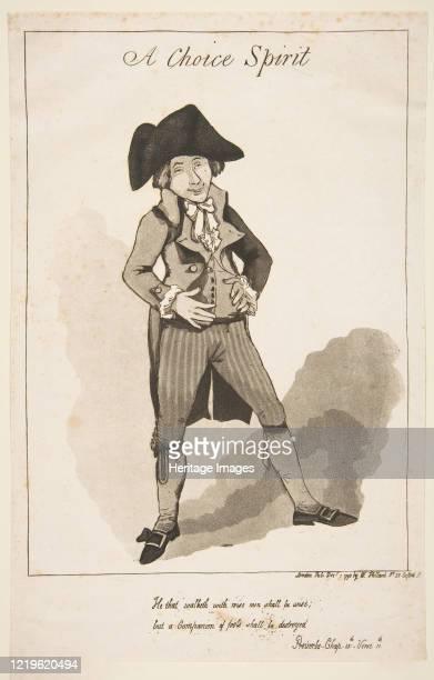 A Choice Spirit December 1 1790 Artist George Moutard Woodward