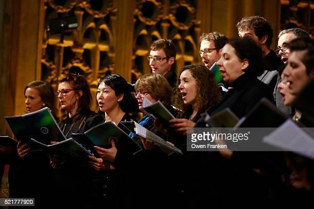 choir in a church, Paris