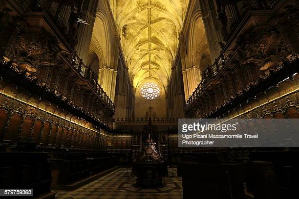 Choir of the Seville Cathedral