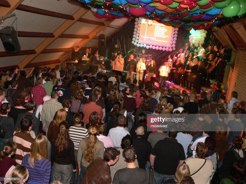 Choir performane : Stock Photo