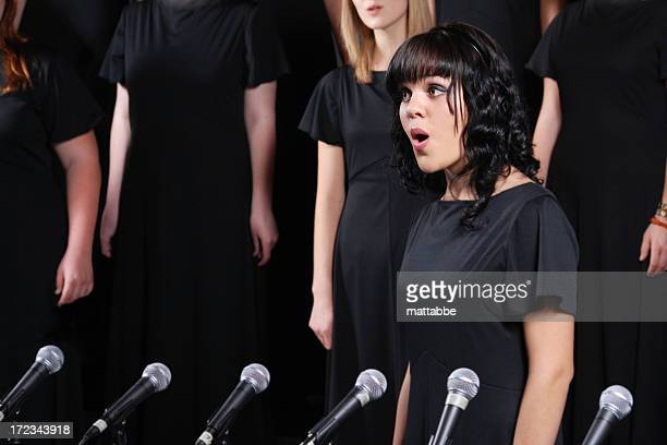 choir - choir stock pictures, royalty-free photos & images