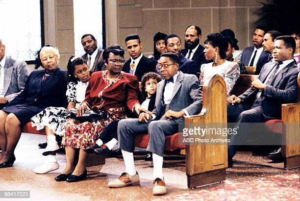 MATTERS Choir Trouble Season Three 12/20/91 Estelle confronted choir director Rachel while Urkel was dropped from the choir Jaimee Foxworth and...