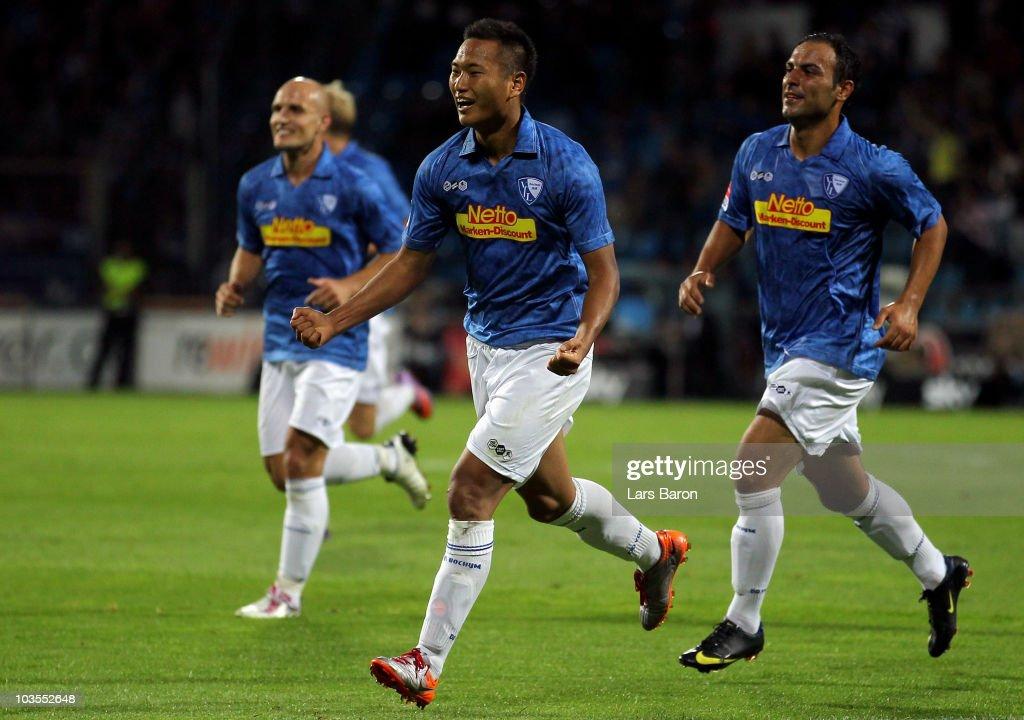 VfL Bochum v 1860 Muenchen - 2. Bundesliga