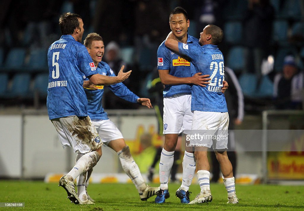 VfL Bochum v Erzgebirge Aue - 2. Bundesliga