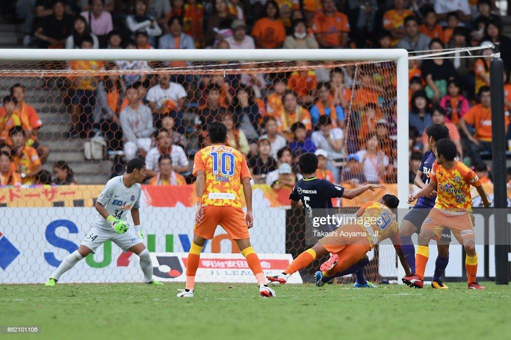 Shimizu S-Pulse v Sanfrecce Hiroshima - J.League J1