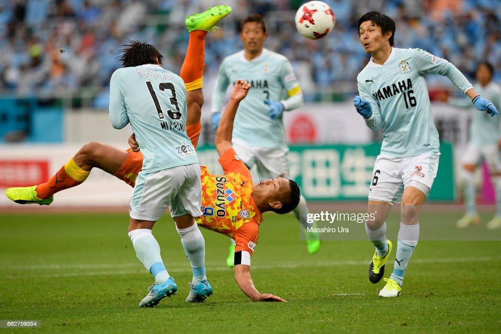Jubilo Iwata v Shimizu S-Pulse - J.League J1