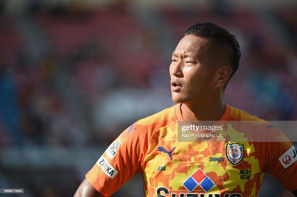 Shimizu S-Pulse v Yokohama F.Marinos - J.League J1 : ニュース写真