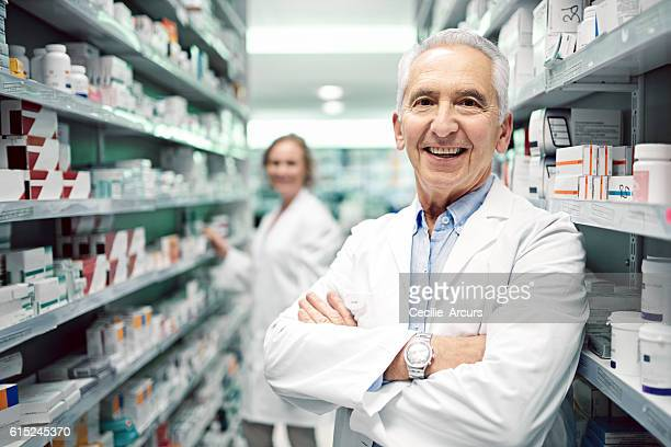 Choose a pharmacist you trust