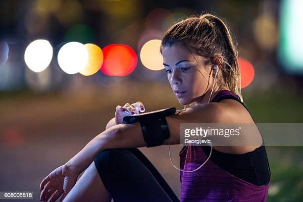 Choosing a workout music
