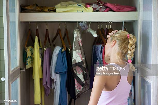 Wählen Sie Kleidung