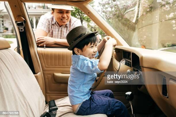 Choosing family car