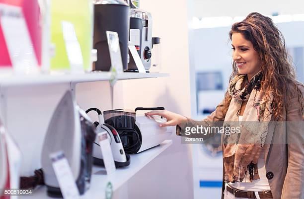 Choosing new vacuum cleaner