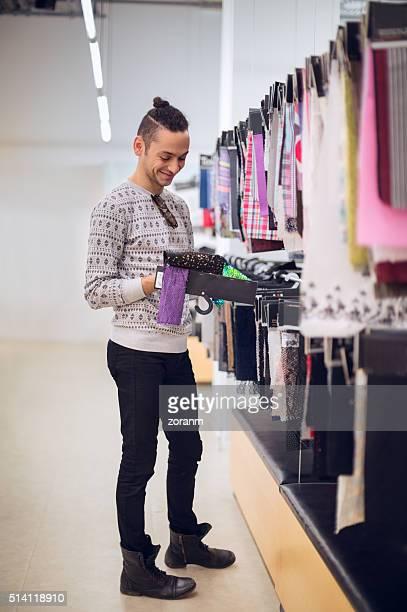 Choosing perfect fabric