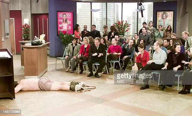 ME Choosing to be Super Episode 5 Pictured Andy Richter as Alan George Segal as Jack Gallo Laura San Giacomo as Maya Galo Enrico Colantoni as Elliot...