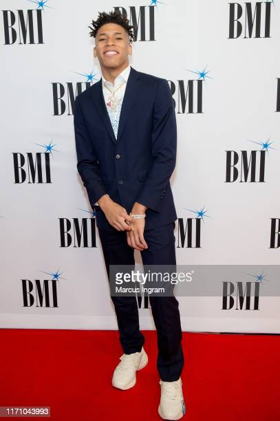 Choppa attends the 2019 BMI RB/HipHop Awards on August 29 2019 in Sandy Springs Georgia