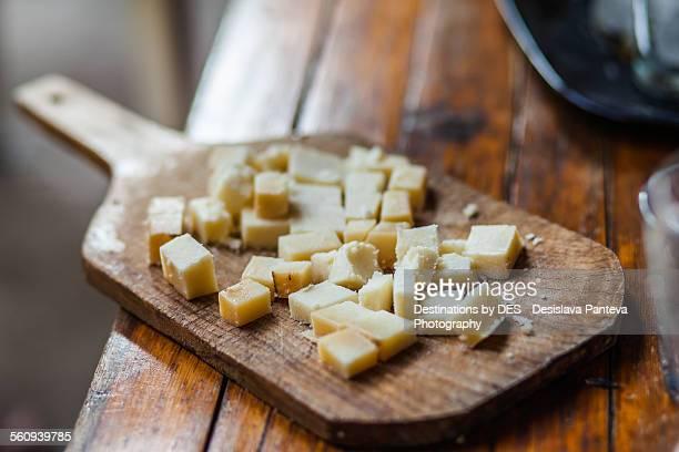 Chopped Soft Cheese