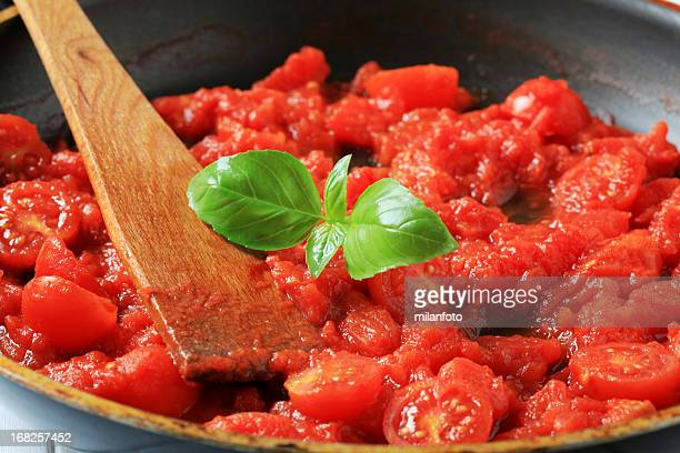 Cortado tomates