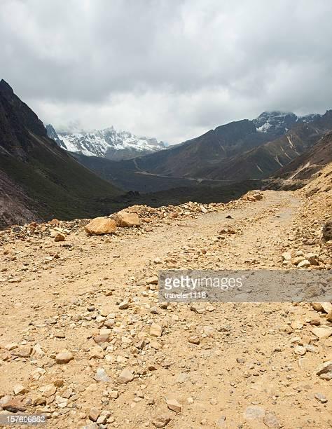 Chopta Valley In Northern Sikkim, India