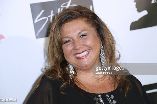 Choreographer Abby Lee Miller arrives at the Kendall Lake Music Video Release Party For 'Thought You Should Know' at Los Globos on February 2 2017 in...