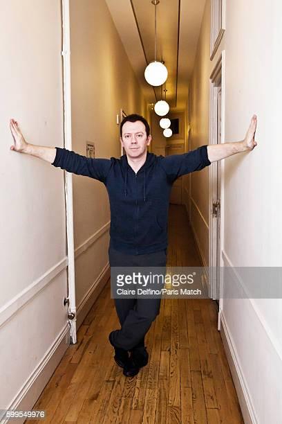 Choreographer Alexei Ratmansky is photographed for Paris Match on March 18 2016 in Paris France
