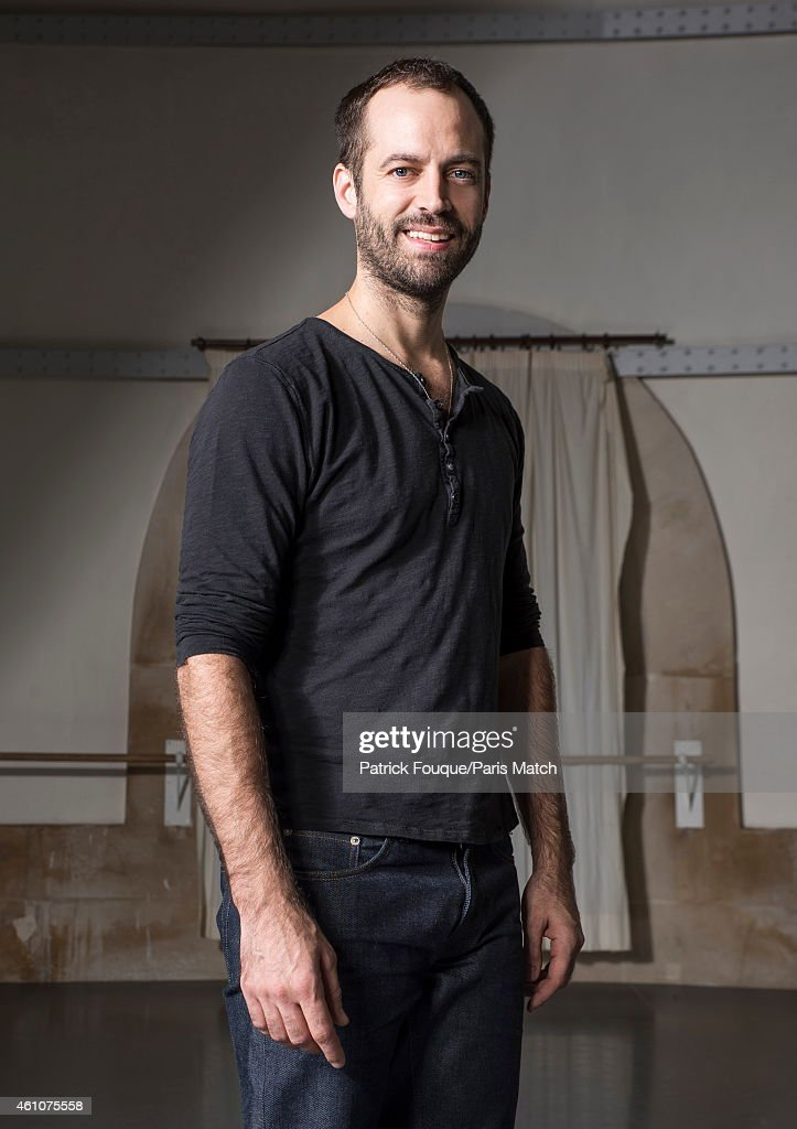 Benjamin Millepied, Paris Match 3423, December 30, 2014