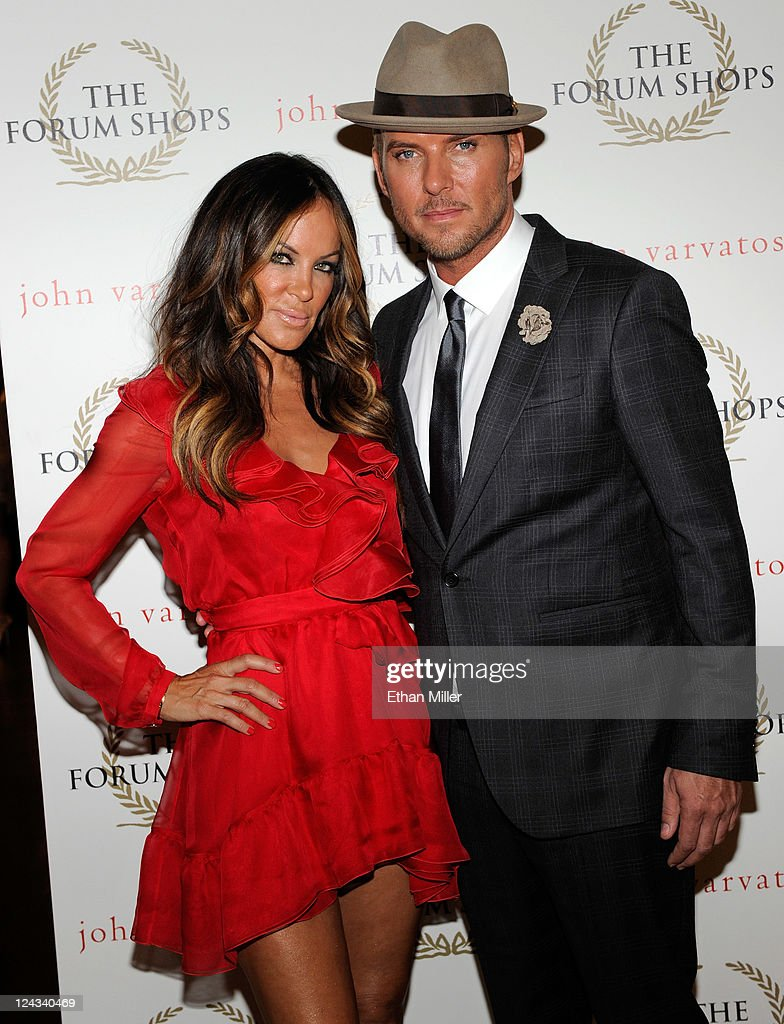 Fashion's Night Out At The Forum Shops At Caesars Featuring Matt Goss