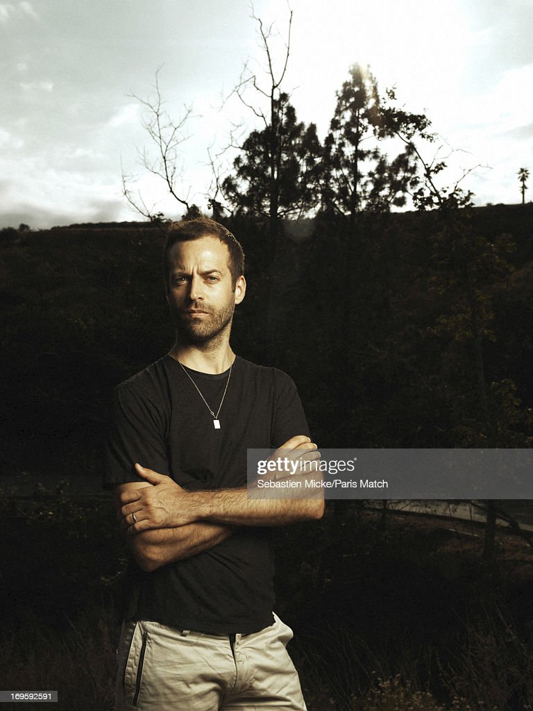 Benjamin Millepied, Paris Match, Issue 3340