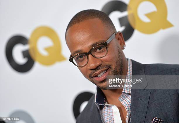 Choreographer Columbus Short attends the GQ Men Of The Year Party at The Ebell Club of Los Angeles on November 12 2013 in Los Angeles California