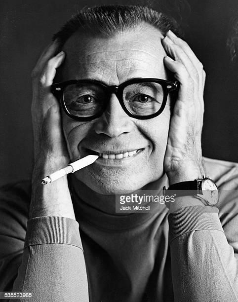 Choreographer Eugene Loring in 1961