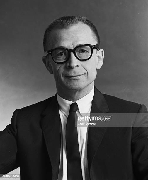 Choreographer Eugene Loring in 1963