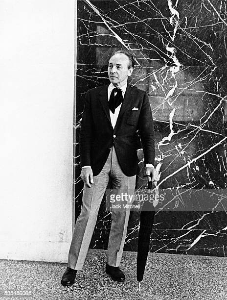 Choreographer George Balanchine