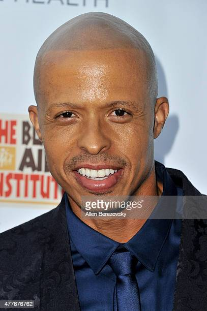 Choreographer Jamal Sims attends the Black AIDS Institute 2015 Heroes in the Struggle Reception Gala and Awards Ceremony at Directors Guild Of...