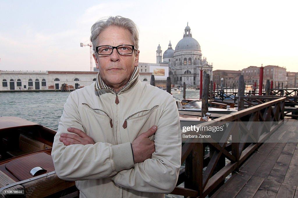 Coreographer Jan Fabre Attends Venice Theatre Biennale : News Photo
