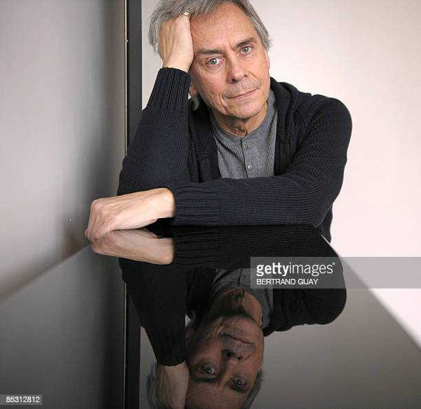 Choreographer John Neumeier poses on March 9, 2009 at the Opera Bastille in Paris. Gustav Malher's Third Symphony, chorerographed by Neumeier will be...