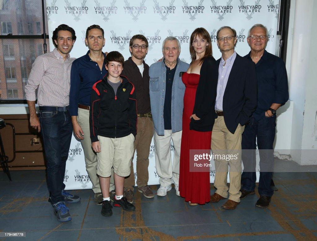 """The Landing"" Cast Photo Call"