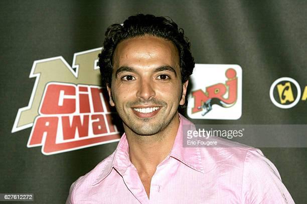Choreographer Kamel Ouali attends the 2004 NRJ Cine Awards