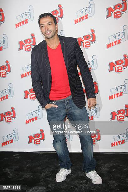 Choreographer Kamel Ouali attends the second anniversary of French TV channel 'NRJ 12' in Paris