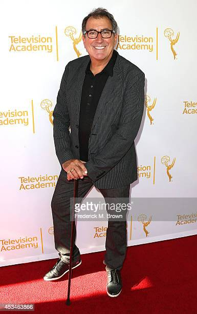 Choreographer Kenny Ortega attends the Television Academy's Directors Peer Group Celebrates the 66th Emmy Awards Outstanding Choreography Nominees at...