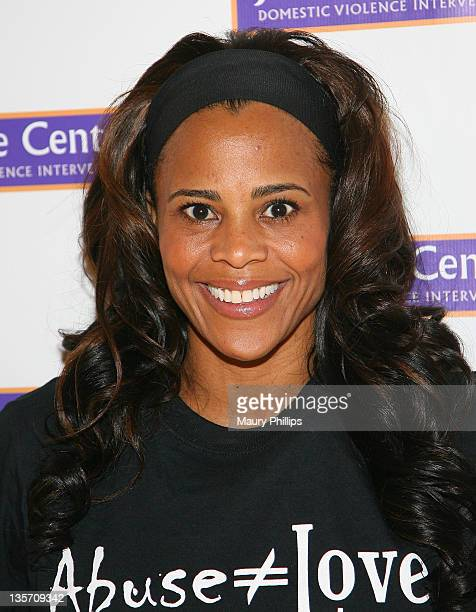 Choreographer Laurieann Gibson attends Dance 4 Hope Dance-A-Thon at Ahmanson Theatre on December 3, 2011 in Los Angeles, California.
