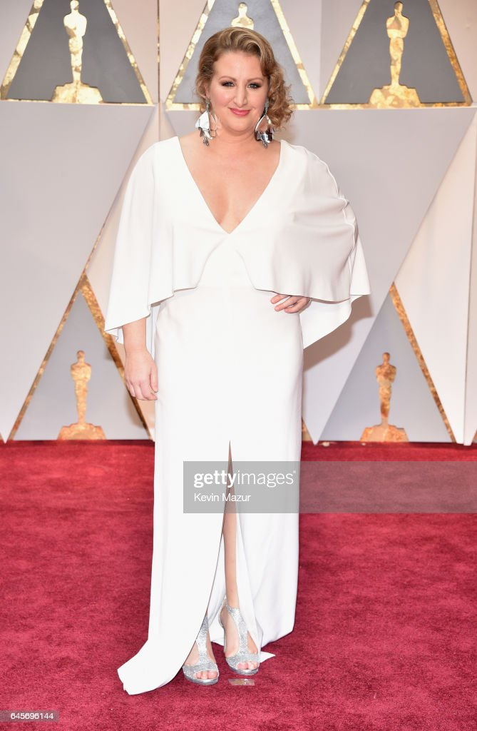Choreographer Mandy Moore attends the 89th Annual Academy Awards at Hollywood & Highland Center on February 26, 2017 in Hollywood, California.