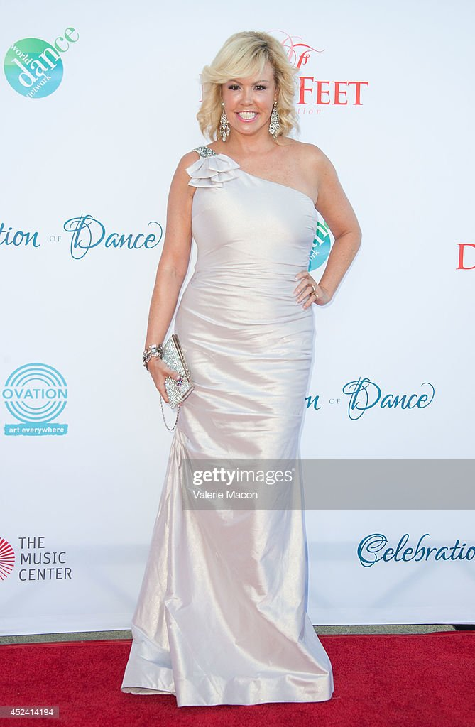 Choreographer Mary Murphy arrives at the 4th Annual Celebration Of Dance Gala Presented By The Dizzy Feet Foundation at Dorothy Chandler Pavilion on July 19, 2014 in Los Angeles, California.