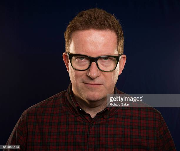 Choreographer Matthew Bourne is photographed for the Observer on March 27 2015 in London England