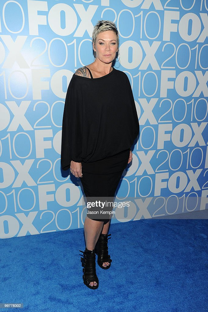 Choreographer Mia Michaels attends the 2010 FOX Upfront after party at Wollman Rink, Central Park on May 17, 2010 in New York City.