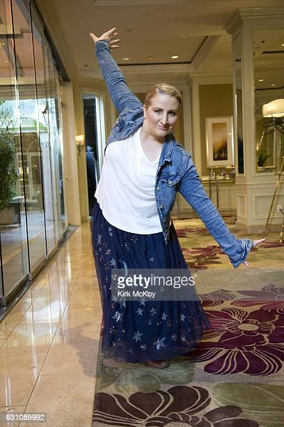 Choreographer of 'LA LA Land' Mandy Moore is photographed for Los Angeles Times on November 12 2016 in Los Angeles California PUBLISHED IMAGE CREDIT...