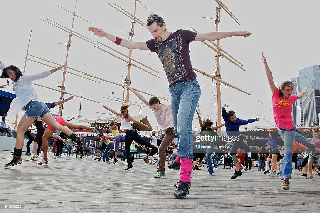 purchase cheap good selling online for sale Choreographer Oliver Steele and the Dance New Amsterdam ...