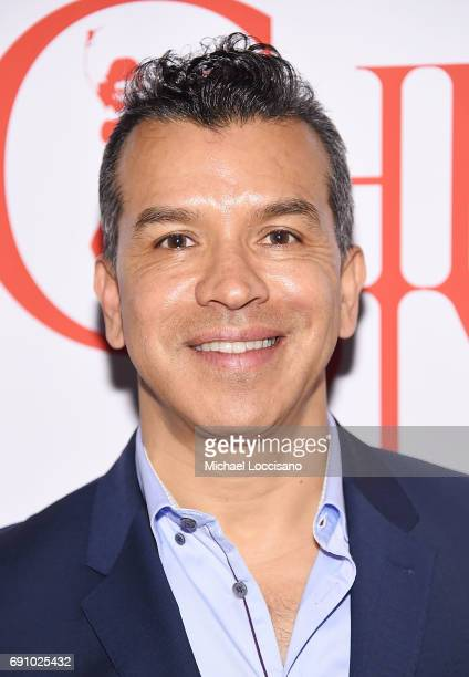 Choreographer Sergio Trujillo attends the 2017 Chita Rivera Awards Nominees' Reception at The Lambs Club on May 30 2017 in New York City