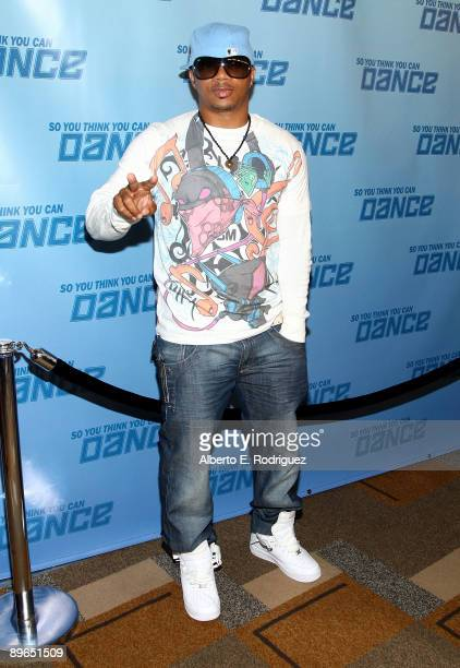 Choreographer Shane Sparks arrives at the finale of So You Think You Can Dance held at the Kodak Theater on August 6 2009 in Hollywood California
