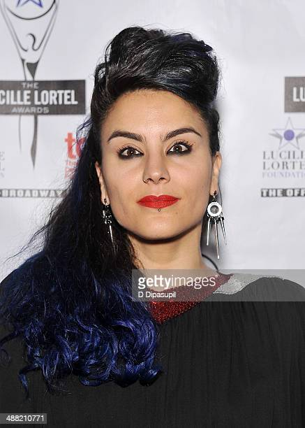 Choreographer Sonya Tayeh attends the 29th Annual Lucille Lortel Awards at NYU Skirball Center on May 4 2014 in New York City