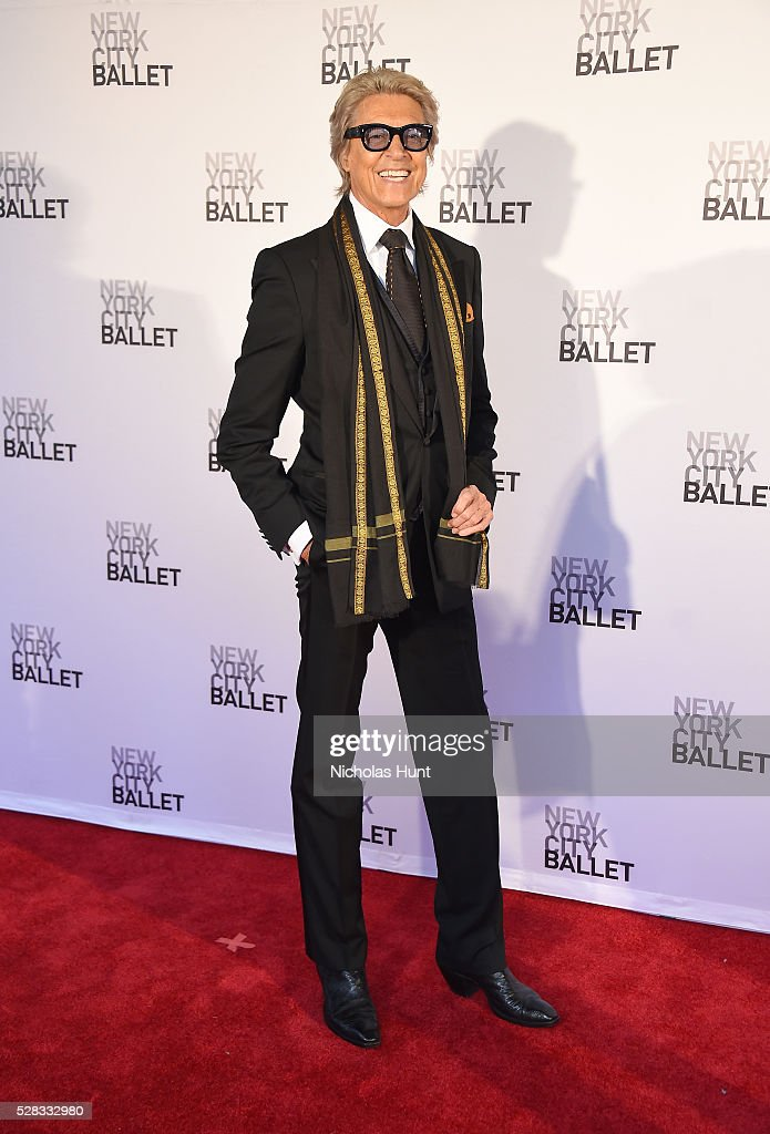 Choreographer Tommy Tune attends New York City Ballet's Spring Gala at David H. Koch Theater at Lincoln Center on May 4, 2016 in New York City.