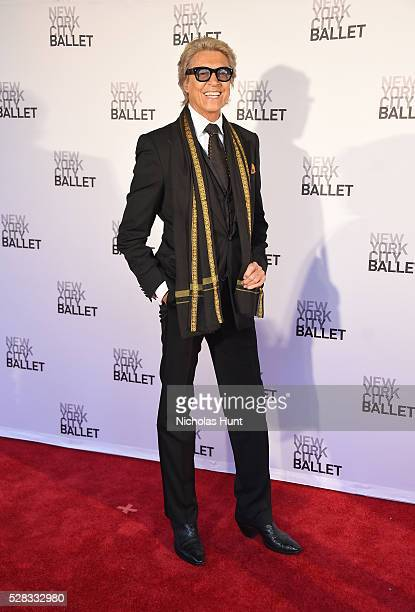 Choreographer Tommy Tune attends New York City Ballet's Spring Gala at David H Koch Theater at Lincoln Center on May 4 2016 in New York City